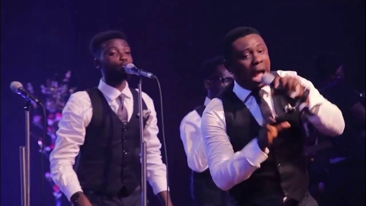 GREAT IS THE LORD(Live) - Chubie & Xtremelife [@xtremelifeM @chubieujah] ft. Fredrick Akoh