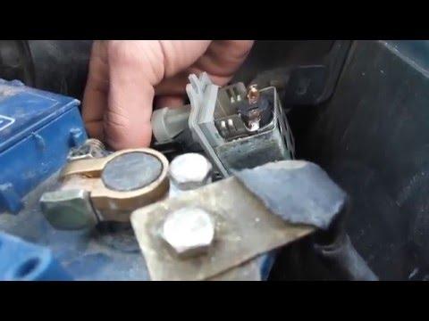 Вентилятор печки в рено меган 1 работал только на 4 й скорости
