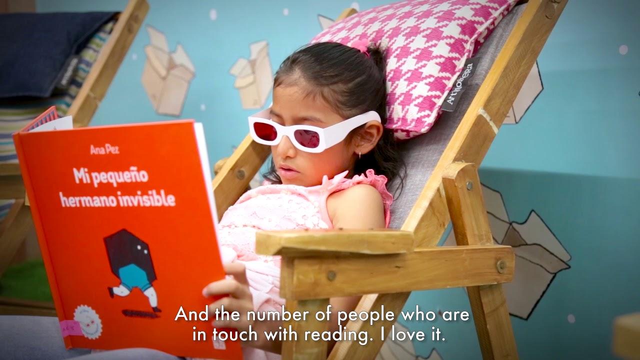 2017瓜達拉哈拉書展紀錄片 「Readers of the world, unite!」 影片出處:墨西哥瓜達拉哈拉書展 FILGuadalajara