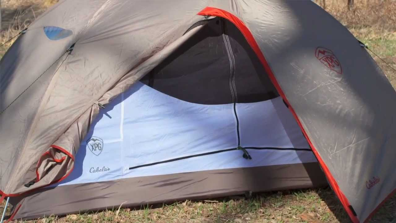 Cabelau0027s XPG Warthog Tents & Cabelau0027s XPG Warthog Tents - YouTube