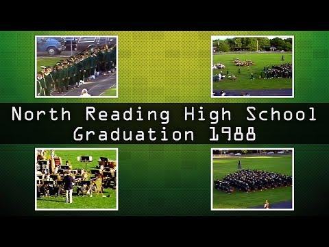 1988 North Reading High School Graduation
