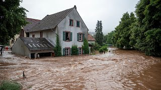 video: At least 60 dead and dozens missing as severe floods strike Europe