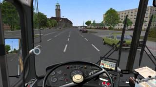OMSI Bus Simulator Gameplay(HD)