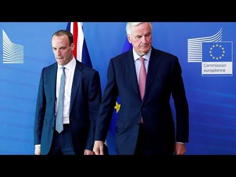 الاتحاد الأوروبي يطالب الدول الأعضاء بالاستعداد لتحمل -اضطرابات- بركسيت…  - نشر قبل 2 ساعة