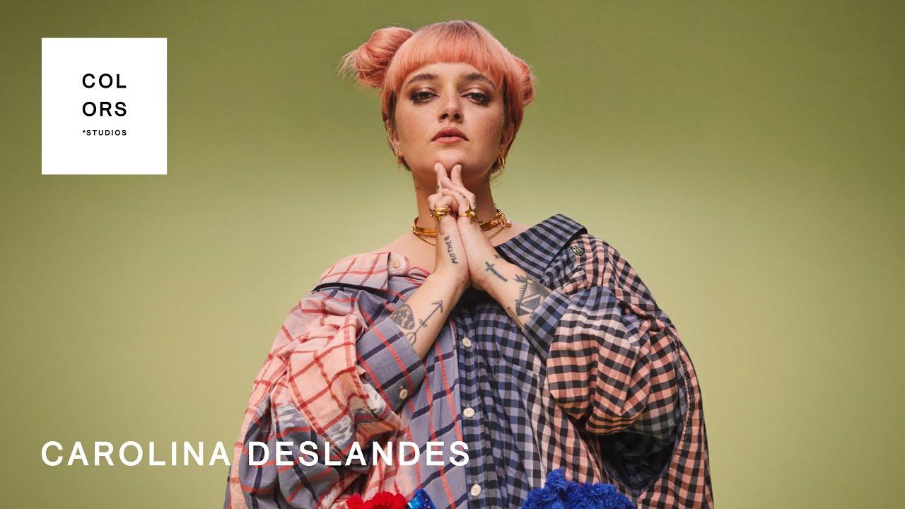 Carolina Deslandes | A COLORS SHOW