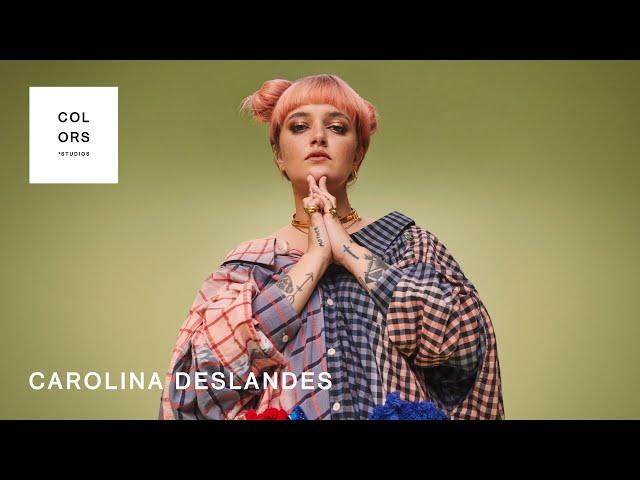 Carolina Deslandes - Eco   A COLORS SHOW