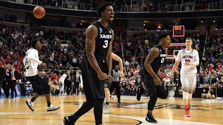 Sweet 16: Xavier takes down Arizona