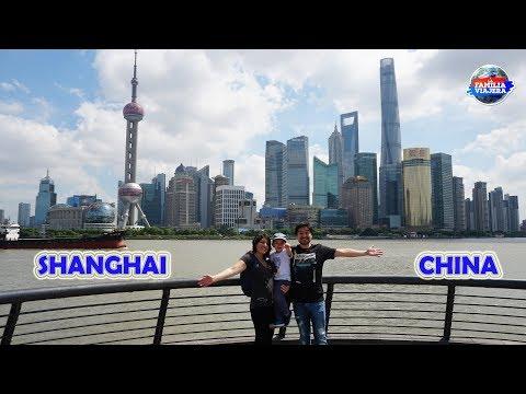 Bienvenidos a China - Shanghai #1