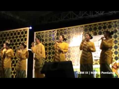 Vokal Grup Kota Pontianak - Ae