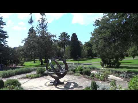 Royal Botanic Gardens, Sydney, HD Experience