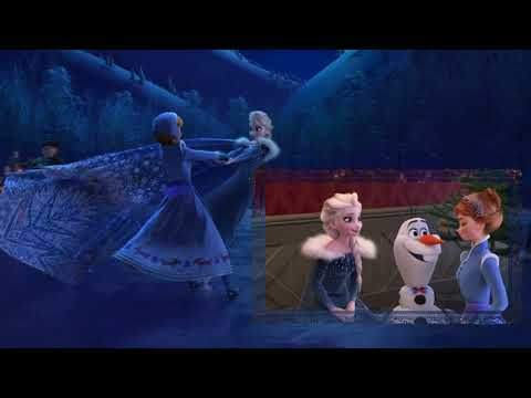 Olaf's Frozen Adventure - Ring in the Season (Bahasa Indonesia)