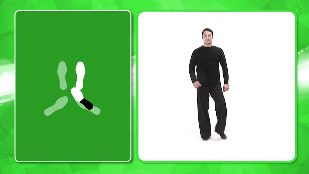 how to dance cumbia step by step