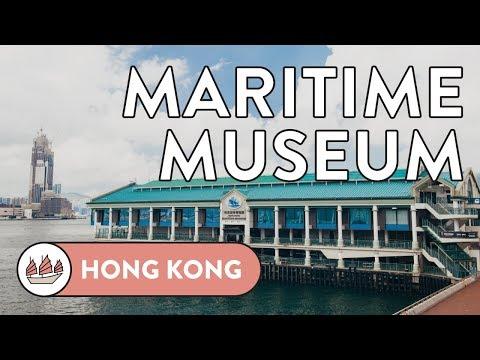 Hong Kong Maritime Museum | #SASSYMAMAWEEKENDS