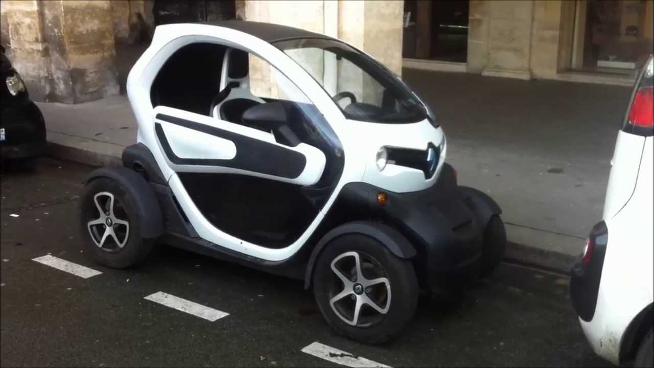 Car Motorcycle Voiture Moto Opinion Needed Renault Twizy