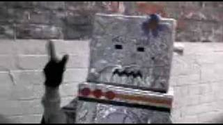 Watch Evil Scarecrow Robototron video