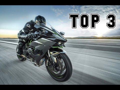 TOP 3: AS MOTOS MAIS RÁPIDAS DO MUNDO! (2019)