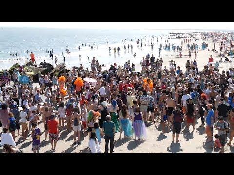 ⁴ᴷ Mermaid Parade 2018 Finale : Key to...
