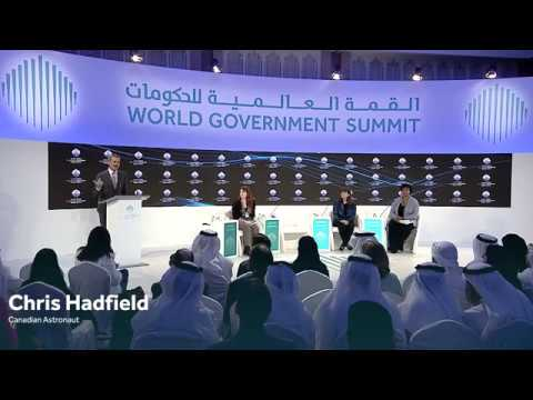 Settlements in Space Forum -  World Government Summit 2018/Highlishts