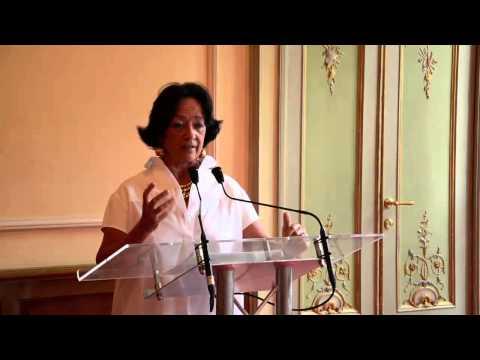 Prof. Maria Luisa Brandi, Ethics and Food, 19.06.2015, Milan (engl.)