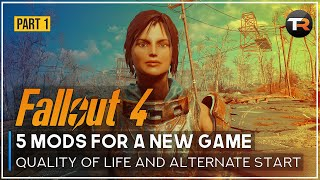 5 Mods For Your Next Fallout 4 Game on Xbox One (Part 1)