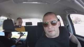 ГАИ  исчез водитель!!! Гаишник в шоке
