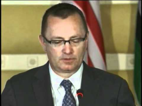Assistant Secretary Feltman Delivers Remarks During Trip to Libya