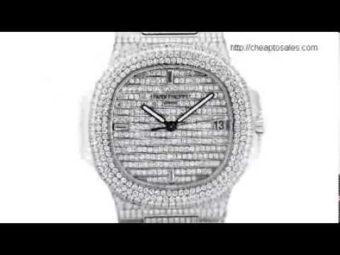 replica patek iced out
