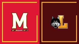 Highlights: Loyola-Chicago at Maryland   Big Ten Basketball
