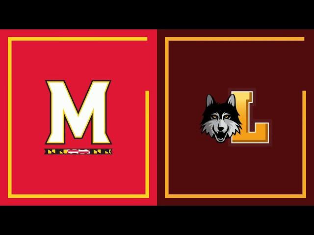 Highlights: Loyola-Chicago at Maryland | Big Ten Basketball
