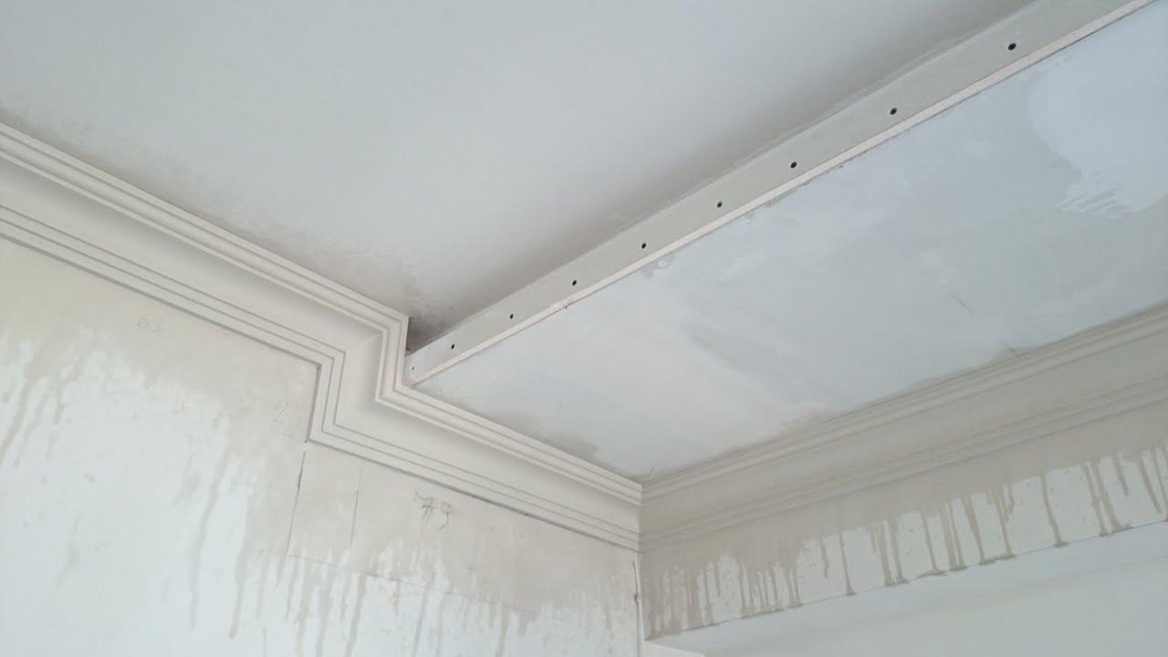 Короб для подсветки потолка своими руками 112