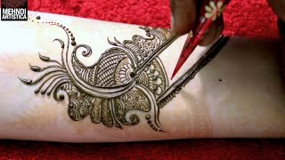 CLICK to Watch Most Stylish Ramadan + Wedding Mahendi Design 2018