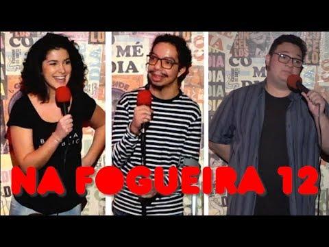 NA FOGUEIRA 12: Giovana Fagundes Santiago e Pedro Lemos