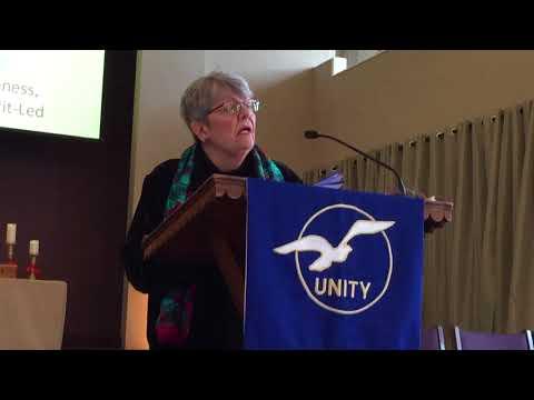 The Heart of Hope, Rev Sandra Butler