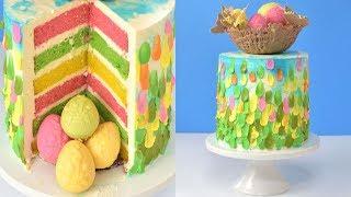 BUTTERCREAM CAKE for EASTER by HANIELA