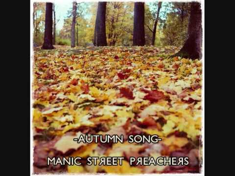 Manic Street Preachers Autumn Song Youtube