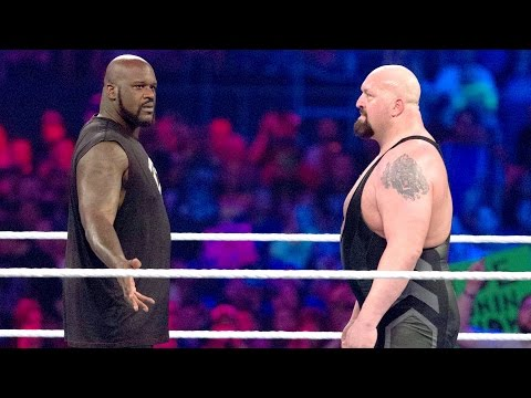 Who wants to be the guest ref for Big Show vs. Shaq?