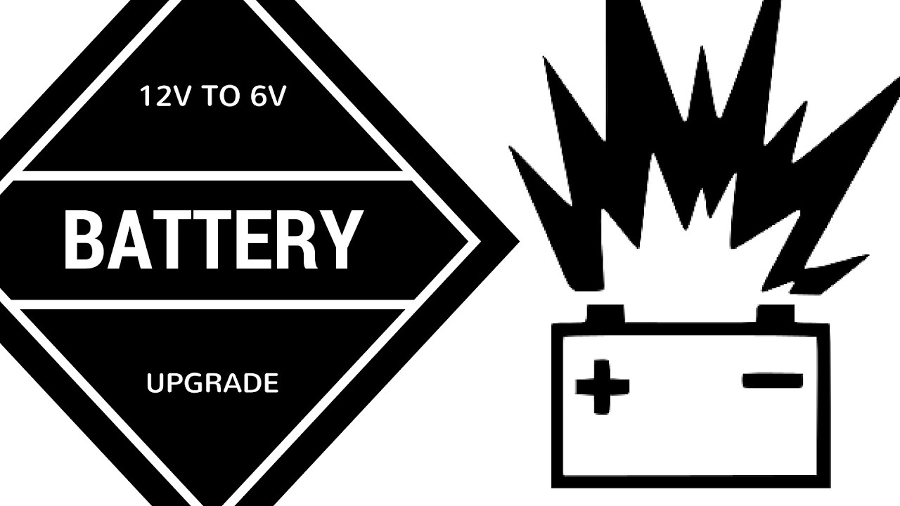 RV Battery Failure And Upgrade