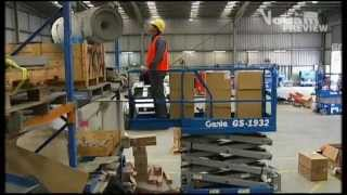 EWP Safety Video - Mobile Elevating Work Platform Safety Essentials (SAFETY-TV PREVIEW)