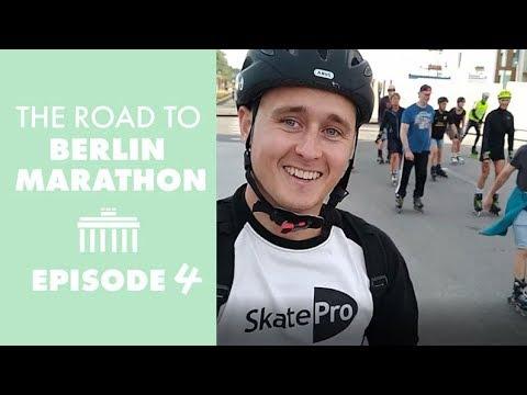 ebb1c09e6d5c62 The road to Berlin Marathon on inline skates (Episode  4)