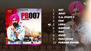 PB007 Anmulla jatt (Full Album) New Punjabi Song 2019 | Latest Punjabi Song 2019 | BalleBalle Record
