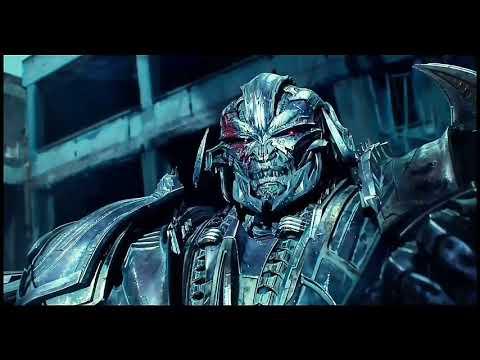 Transformers 5 | Megatron ve Barricade Konuşması | 1080p HD | TÜRKÇE