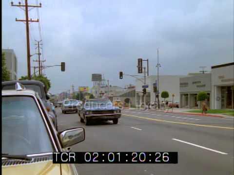 La Cienega 1970s