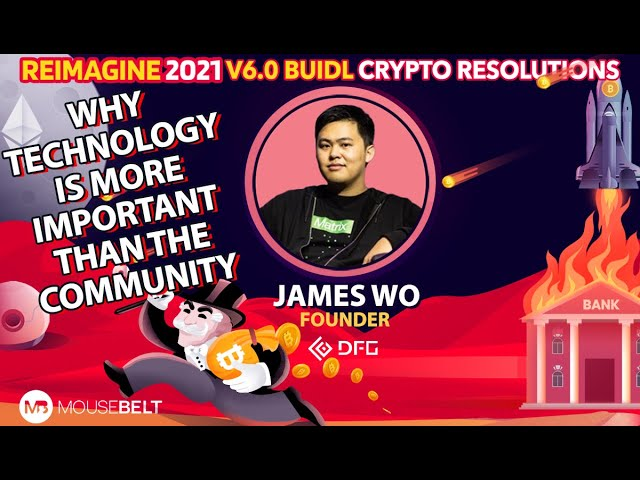 James Wo - DFG - The Man With His Fingers In Everything