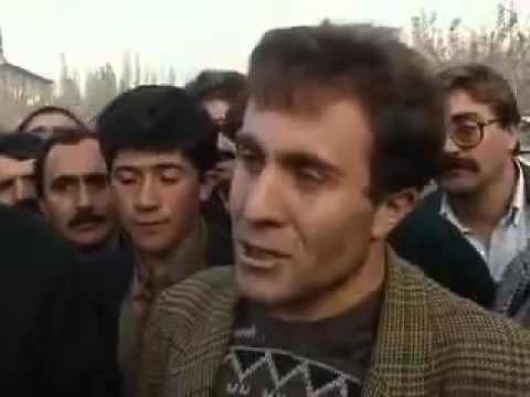 1993 Erzurum Olayları! - M.ALİ BİRAND