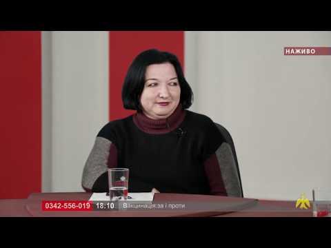 Про головне в деталях. Є. Чурпіта. Г. Бенько.  Вакцинація та її особливості в українських умовах
