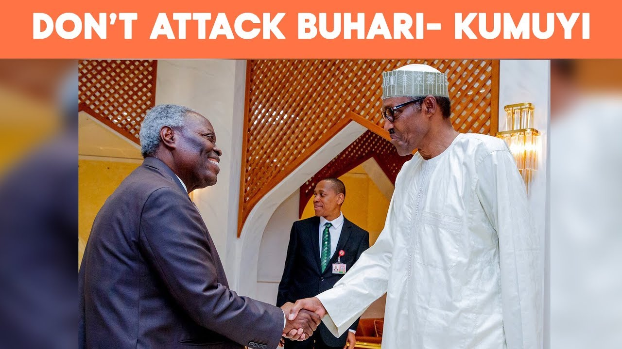 Download Kumuyi advocates for Buhari as Odunade in race  for Best Actor #Odunade #Kumuyi