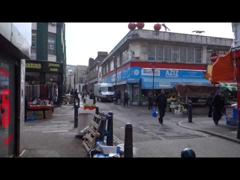 Electric Avenue Market