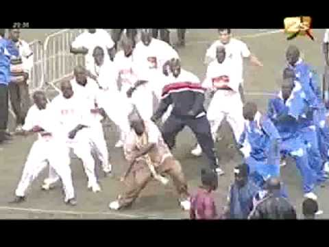 Modou Lo Vs Balla Gaye 2 le film Bantamba - 07 Août 2012  - Partie 2