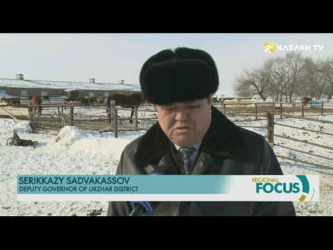 KAZAKHSTAN BUILDS UP EXPORT CAPACITIES