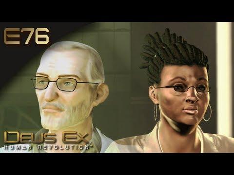 Deus Ex: Human Revolution [BLIND] - E76 - Declan Faherty and Nia Colvin  (Gameplay)